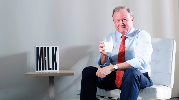 The a2 Milk Company's managing director Geoff Babidge expects the significant growth in Platinum formula to continue.