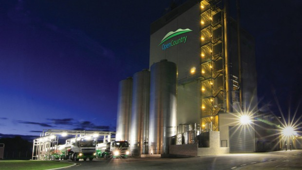 Open Country Dairy is New Zealand's second largest dairy exporter.